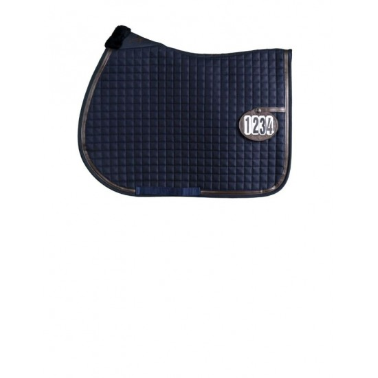Dy'on Classic saddle pad navy