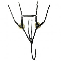Shires 5-point breastplate