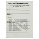 Single medical card